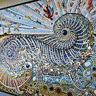 Last Wave - Mural by Guy Crosley by Marilyn Harris