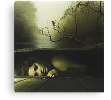 Forever lost Canvas Print