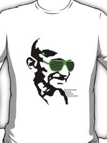 ISSA 2011 Gandhi Shades (White) T-Shirt