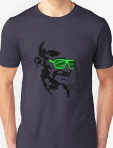 ISSA 2011 Gandhi Shades (White) T-Shirt