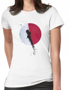 Forgotten Memoirs Womens Fitted T-Shirt