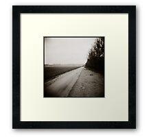 { ice vagabond } Framed Print