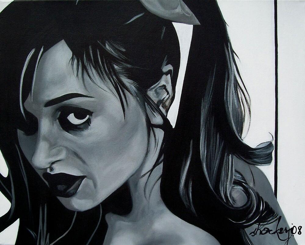 Mascara by Derek Shockey