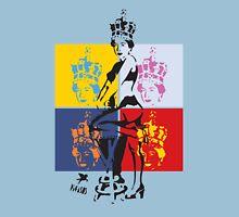 Hot Queen stencil in Camden Town T-Shirt