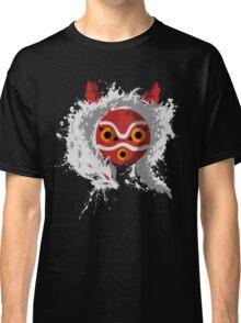 wolf princess mask Classic T-Shirt