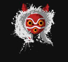 wolf princess mask Unisex T-Shirt