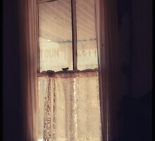 Window to the past by Cordelia