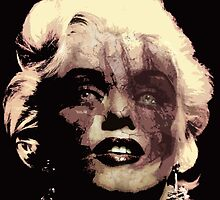 Zombie Monroe  by taekwondocalvin