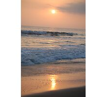 """Sunset on the Rincon"" Photographic Print"