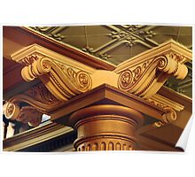 0058  Architectural Detail  Poster