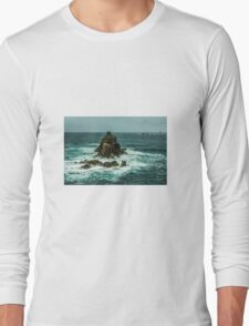 Ocean and rocks Long Sleeve T-Shirt