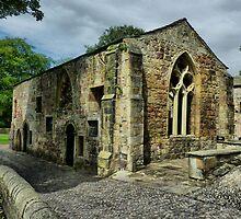 Chapel of St John by Lilian Marshall