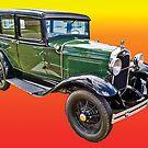 1931 Ford by Bryan D. Spellman