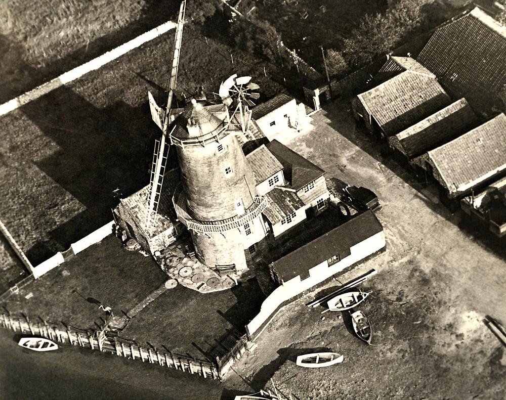 Cley Windmill 1880 by cleywindmill