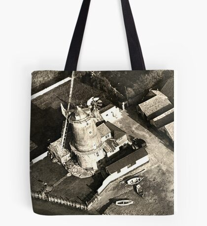Cley Windmill 1880 Tote Bag