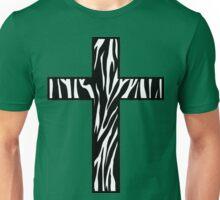 Zebra Cross Unisex T-Shirt