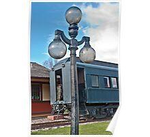 Station Light Poster