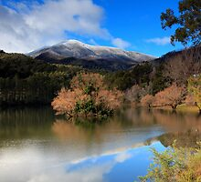 Lake Guy, Bogong Village by Cameron B
