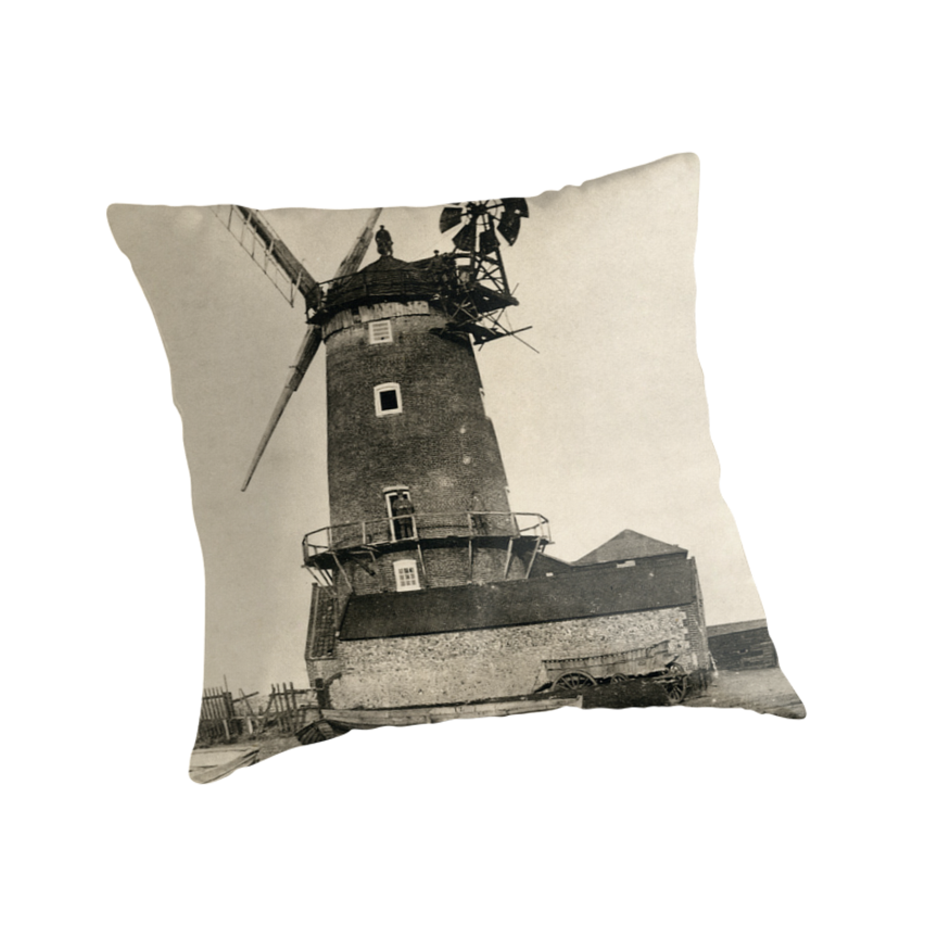 Cley Windmill 1880s by cleywindmill