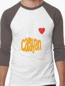 caravane d'amour Men's Baseball ¾ T-Shirt