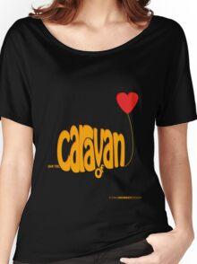 caravane d'amour Women's Relaxed Fit T-Shirt