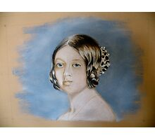 Young Victoria Photographic Print