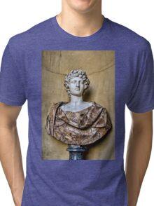 Sculpted Bust Tri-blend T-Shirt