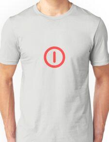 Power Off! Unisex T-Shirt