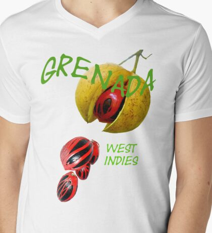 Nutmeg, Grenada, West Indies T-Shirt