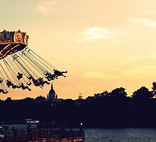 Merry-Go-Round by invisibletoall