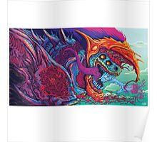 Hyper Beast | Colors Poster