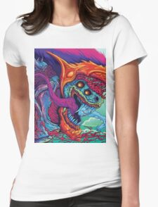 Hyper Beast | Colors Womens Fitted T-Shirt