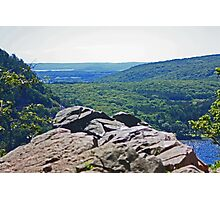 Devil's Lake Photographic Print