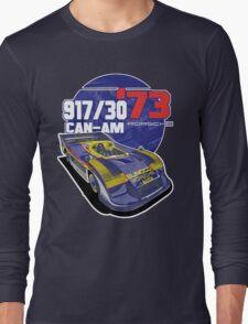 PORSCHE - 917/30 CAN-AM Long Sleeve T-Shirt