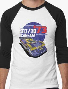 PORSCHE - 917/30 CAN-AM Men's Baseball ¾ T-Shirt