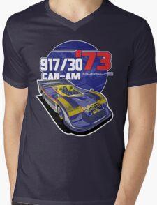PORSCHE - 917/30 CAN-AM Mens V-Neck T-Shirt