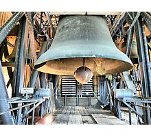 St Peters Bell Photographic Print