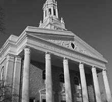Lawrence Chapel by Tracy Jansen