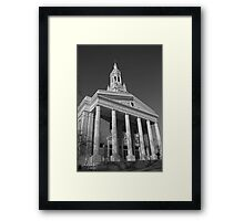 Lawrence Chapel Framed Print
