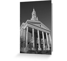 Lawrence Chapel Greeting Card