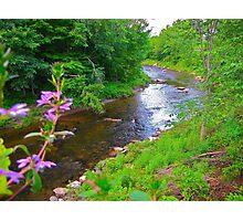 Deerfield River Photographic Print