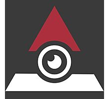 Illuminati Pokemon Photographic Print