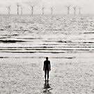 Lonely Man, Crosby by Mark Smart