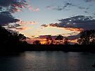 Evening Glow by Greg Belfrage