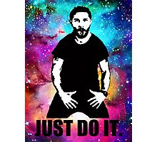 JUST DO IT!!! NEBULA GALAXY Photographic Print