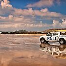 RNLI by Simon Marsden