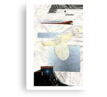 I will mail you the Moon Canvas Print