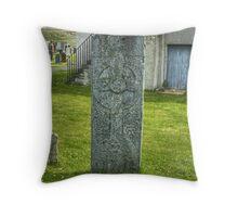 The Farr Stone Throw Pillow