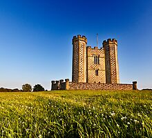 Hiorne Tower by Leon Ritchie