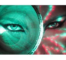 Witch Eyes Photographic Print